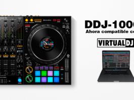Pioneer DJ DDJ-1000: Oficialmente Compatible Con Virtual DJ